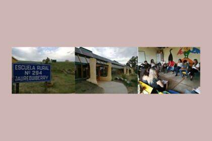 Escuela rural nr 294 Jaureguiberry
