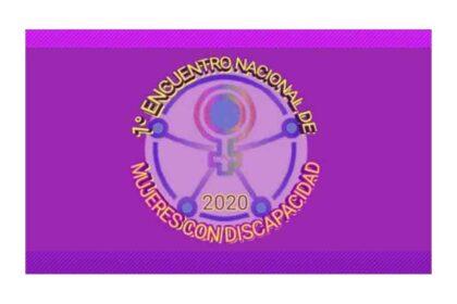 Logo - 1 encuentro Nacional de Mujeres con Discapacidad