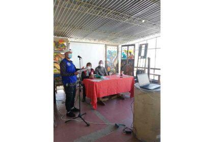 Hormigon Armado Kollektivet presenterar ett lag projekt