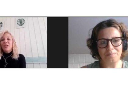 Vi pratar med Rosario de Gennaro